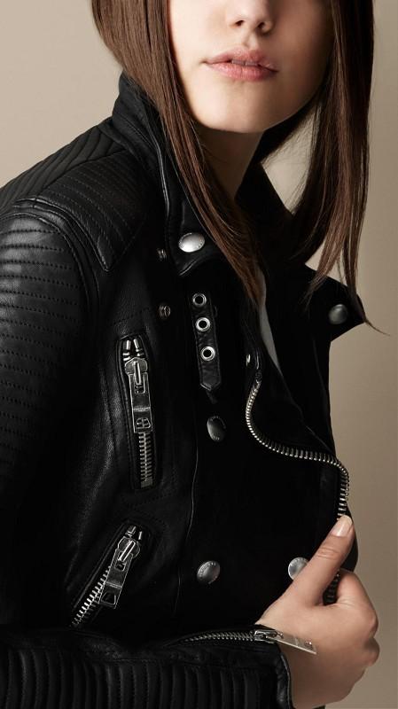 2013 new fashion women's autumn winter faux leather jacket female motorcycle outwear pu coat zipper free shipping