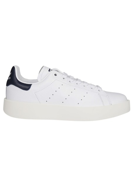 Adidas sneakers navy white blue shoes