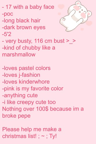 top kawaii dress kawaii plus size plus size dress pastel pastel pink pastel goth girl girly chubby j-fashion k fashion
