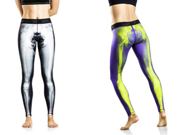 Creative Nike Relay DriFIT Foldover Printed Crop Running Tights  Women39s