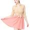 silky shirred waist skirt | shop american apparel