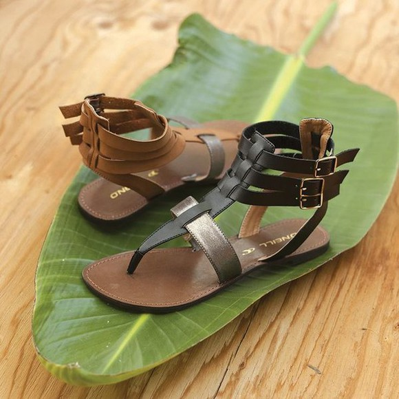 leather boho bohemian sandals strappy sandals gladiator sandals black gladiator roma gladiators leather sandals boho chic gypsy t strap sandals