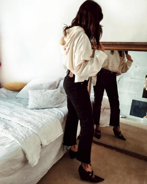 Bootcut jeans tumblr