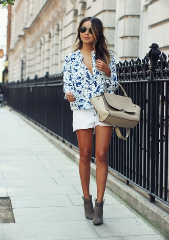 sincerely jules shoes jewels blogger shirt shorts