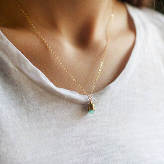 jewels cute necklace gold necklace turquoise crochet necklace stone stone necklace stone necklaces blue stone rock