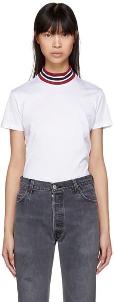 Harmony t-shirt shirt t-shirt white top