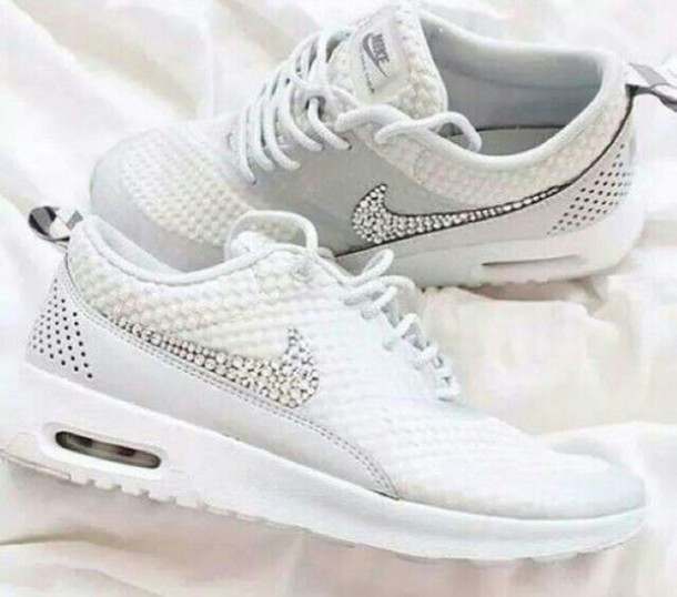 shoes nike running shoes nike shoes flawless glamour sports shoes white sneakers love is in the air