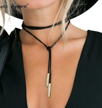 jewels choker necklace necklace black choker black gold jewelry accessories