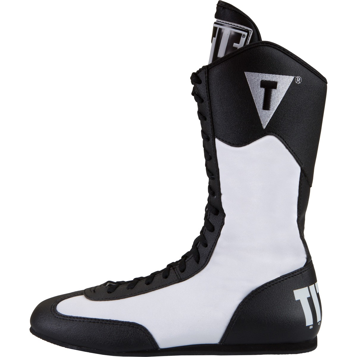 TITLE BOXING HIGH TOP TITLE BOXING SHOES SZ - TITLE Boxing