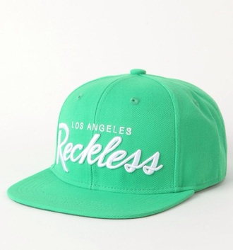 hat l.a. reckles mint