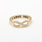 jewels,jewelry,ring,infinity i love you ring,infinity ring,infinity,infinite,engagement ring,anniversary,anniversary ring