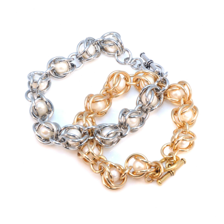Stainless steel or golden brass