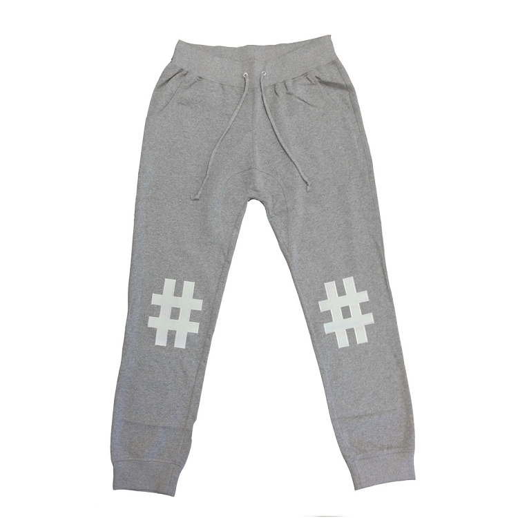 #'s Sweatpants (Htr)