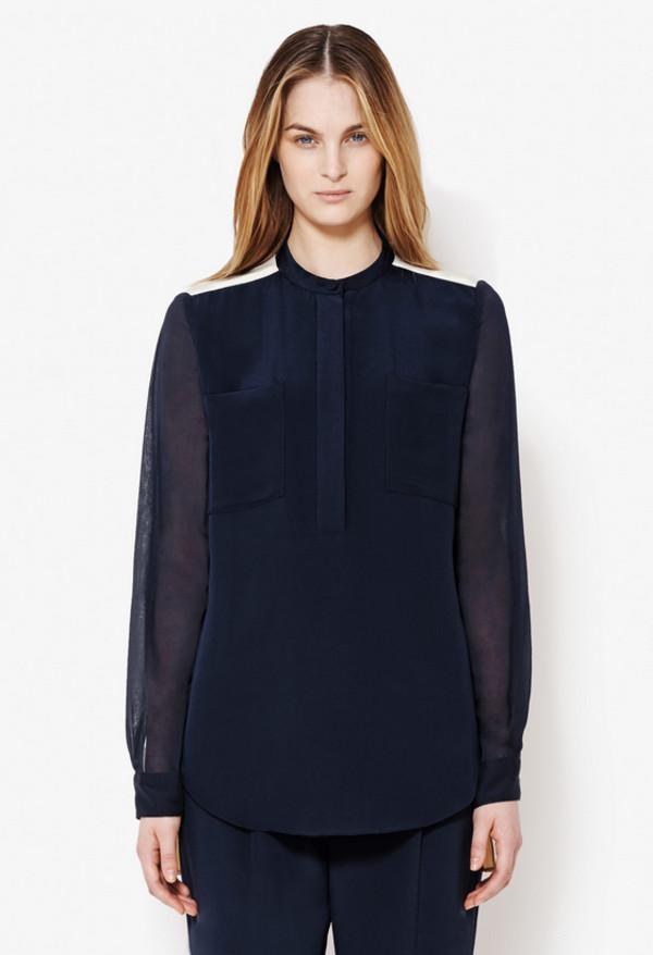 blouse lookbook fashion phillip lim