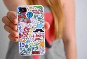 phone cover,one direction