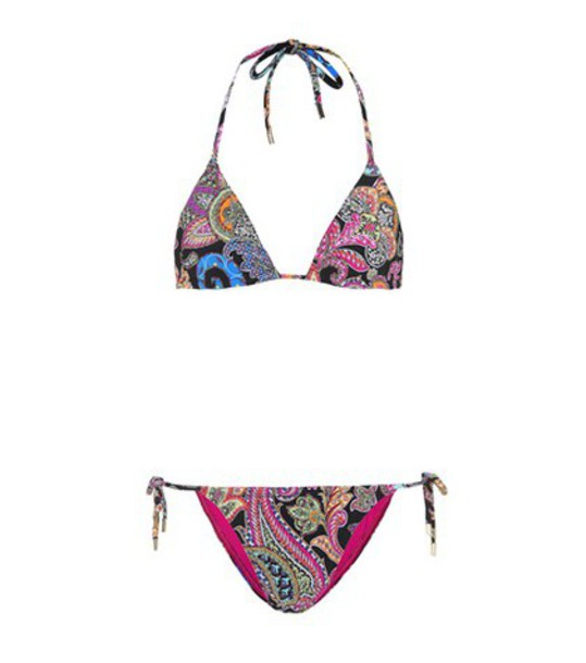 ETRO bikini swimwear