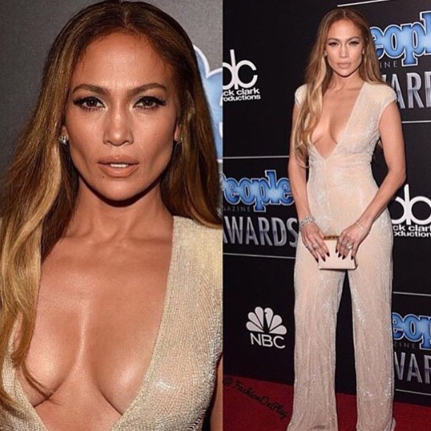 jumpsuit jennifer lopez