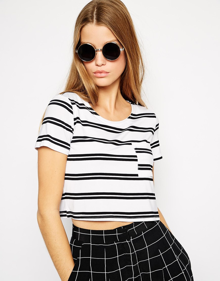 Jeepers peeper metal round sunglasses at asos.com