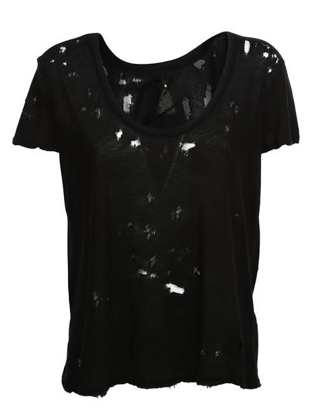 BEN TAVERNITI UNRAVEL PROJECT t-shirt shirt t-shirt black top