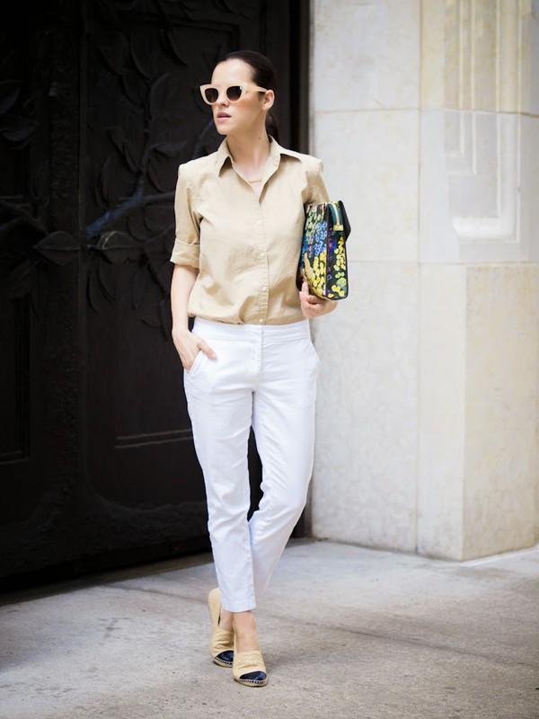 bittersweet colours shirt pants shoes bag sunglasses