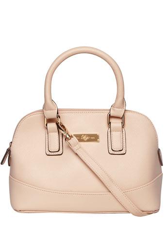 Bone mini cream bowler - Bags & Purses - Accessories - Dorothy Perkins