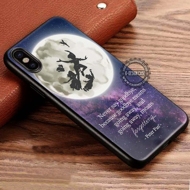 iphone 8 plus case disney quotes