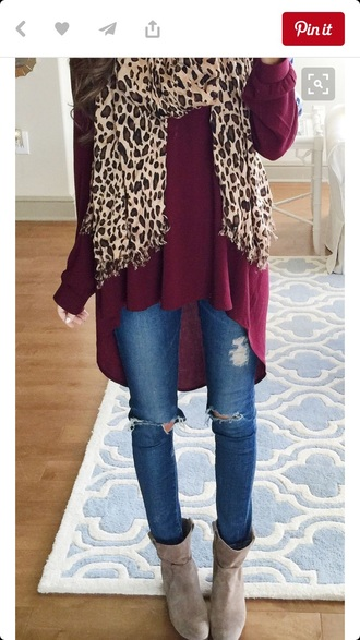sweater burgundy sweater long long sleeves