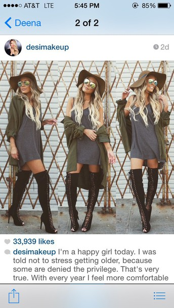 shoes boots knee high boots dress