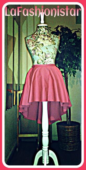 skirt high-low skirt long high low skirt high low high-low high low dress