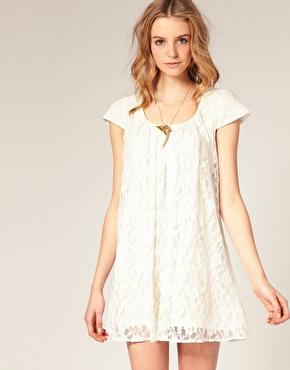 vero moda vera moda robe trapaze sans manches en With robe vera moda