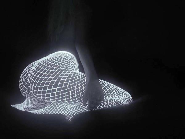 681813ccde2fc pants, fishnet tights, white, white fishnets - Wheretoget