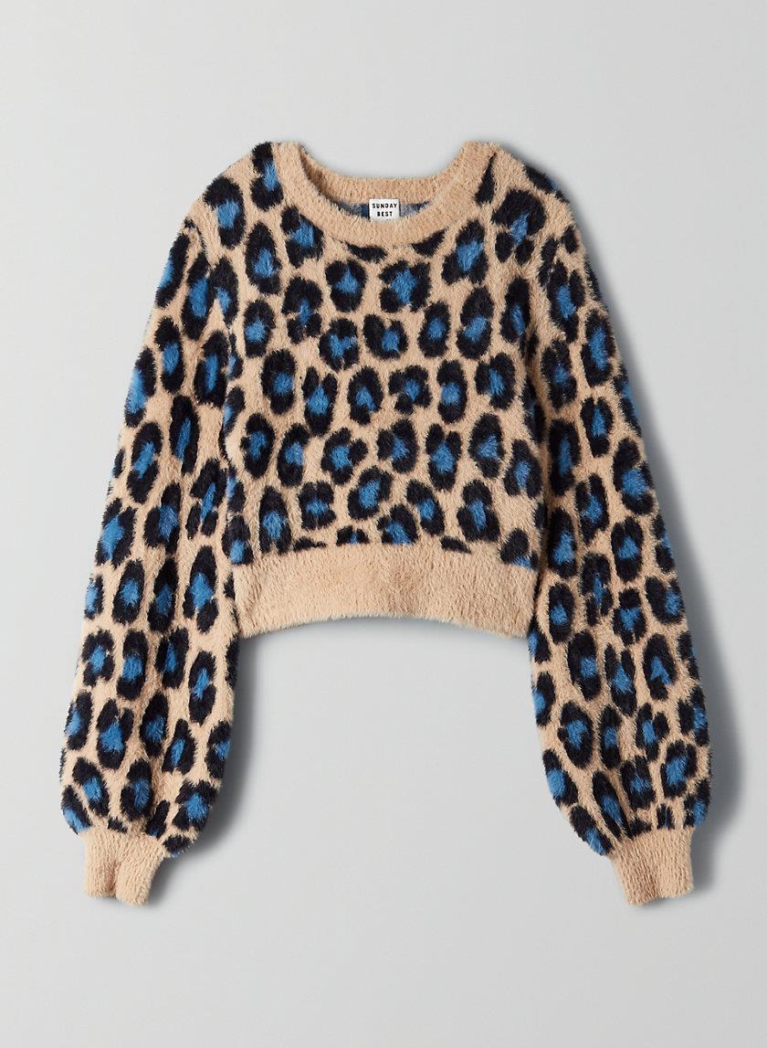 Sunday Best Kitten Sweater