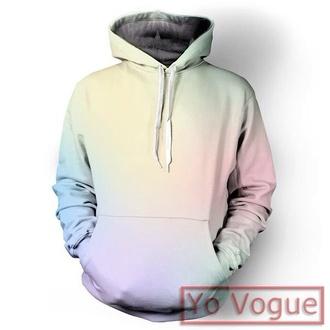 sweater hoodie style cool graphic tee sweatshirt 3d sweatshirts pastel goth grunge top