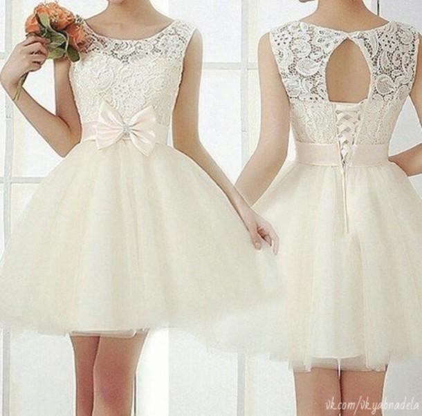 dress girly dress girly spitze white dress
