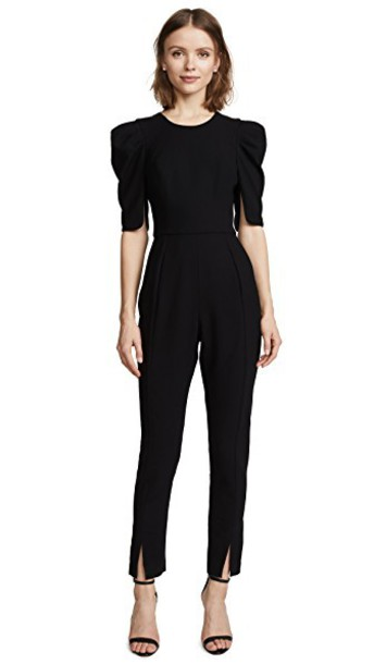 Black Halo jumpsuit black
