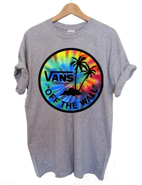 vans tie dye T Shirt Size S,M,L,XL,2XL,3XL