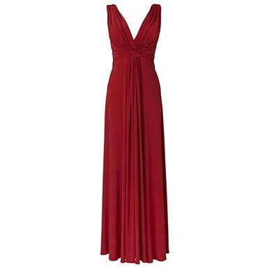 Scarlet  Maxi Dress - Evening & party dresses - Dresses - Women -