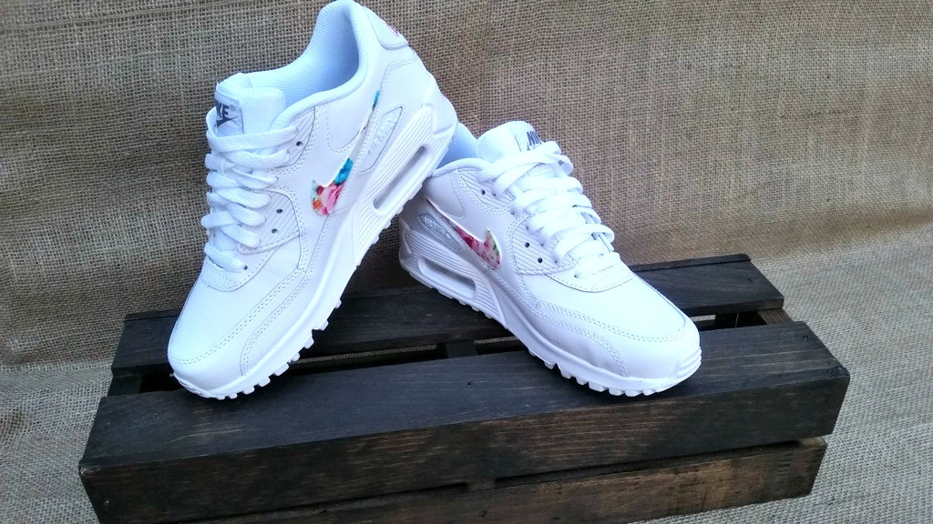 custom nike air max 90 womens shoes