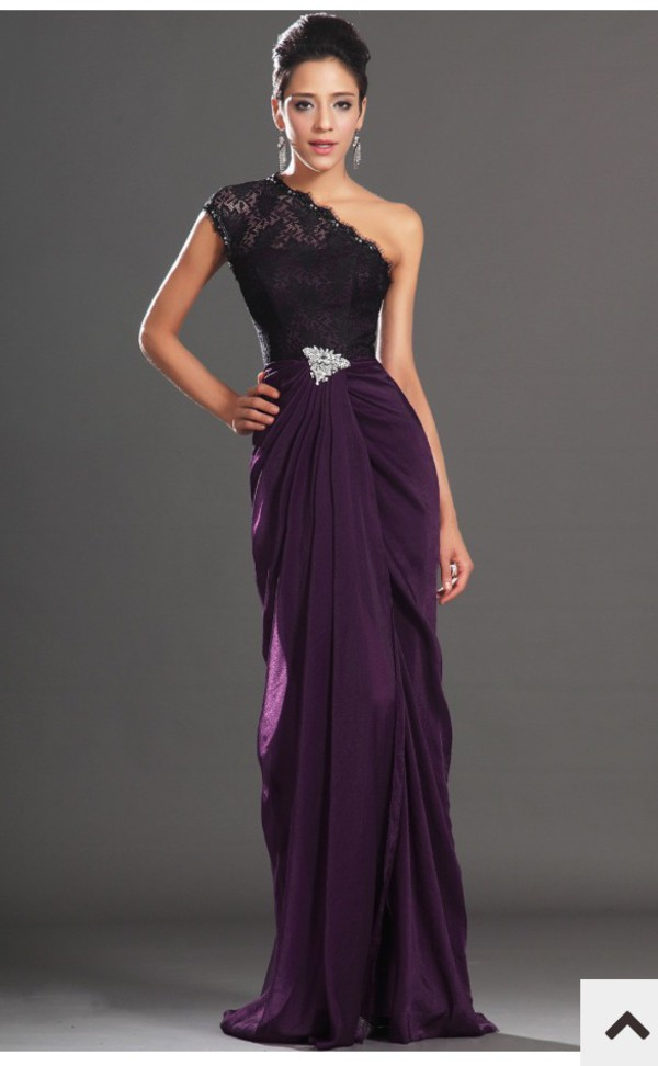 Purple Evening Dresses 51