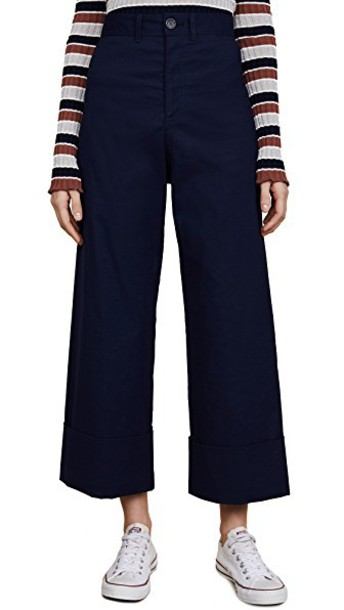 SEA pants classic navy