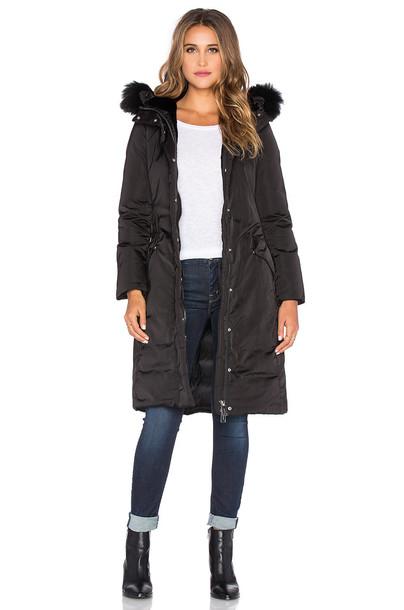 ADD coat fur black