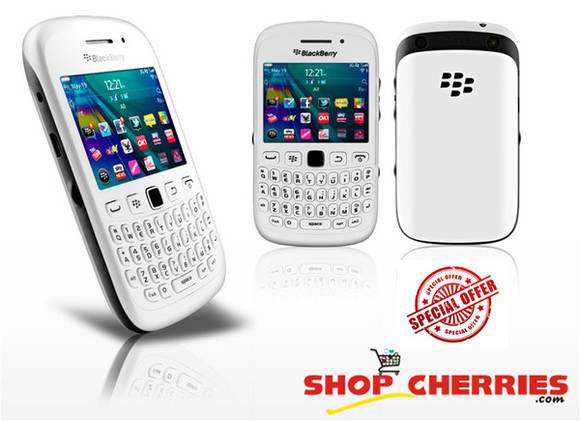 jewels shopcherries blackberry mobile handset