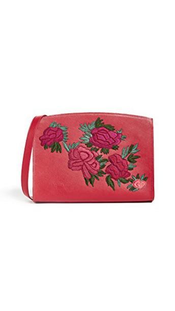 Lizzie Fortunato bag shoulder bag fire floral