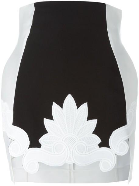 Antonio Berardi skirt white