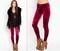 Crushed velvet leggings · fashion struck · online store powered by storenvy