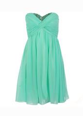 Sirenlondon — aqua dream dress