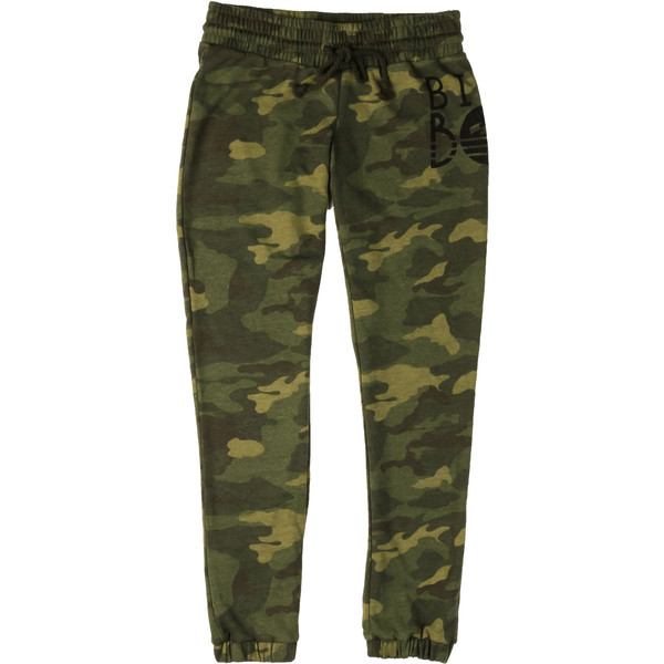 Wild Moments Fleece Camo Pants - Polyvore