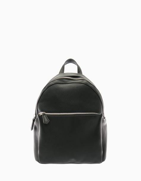 Stradivarius mini backpack mini backpack black bag