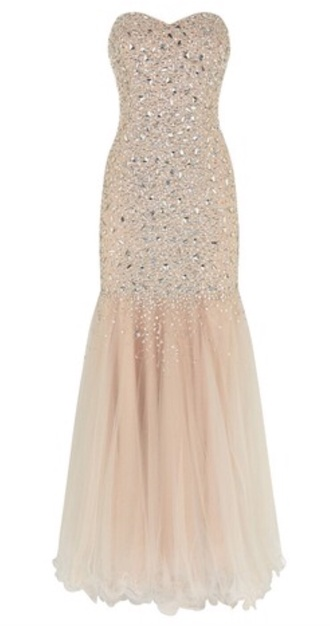 dress nude prom prom dress diamonds nude dress