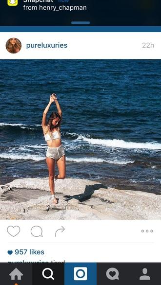 swimwear summer crop tops hot bikini sunny tan fashion toast fashion vibe tank top